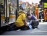 成都71路公交车失控致两死多伤