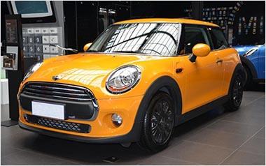 宝马(中国)召回2015新款迷你3门版汽车