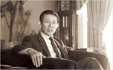 """台湾""""经营之神""""、台塑集团创始人王永庆"""