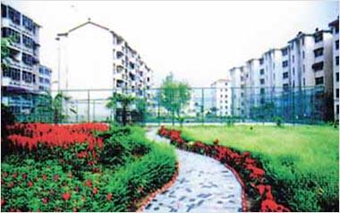 南京市溧水区经济适用房项目
