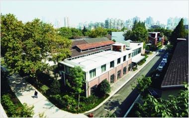 南京国家领军人才创业园二期改造工程