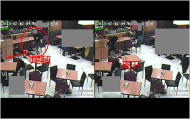 李某某案杨女士照片被周翠丽律师曝光