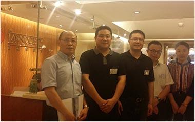 南京律师参加2014香港两岸四地青年律师论坛