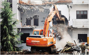 最高法要求基层法院审慎处理征地拆迁案